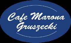 Cafe Marona Gruszewski logo